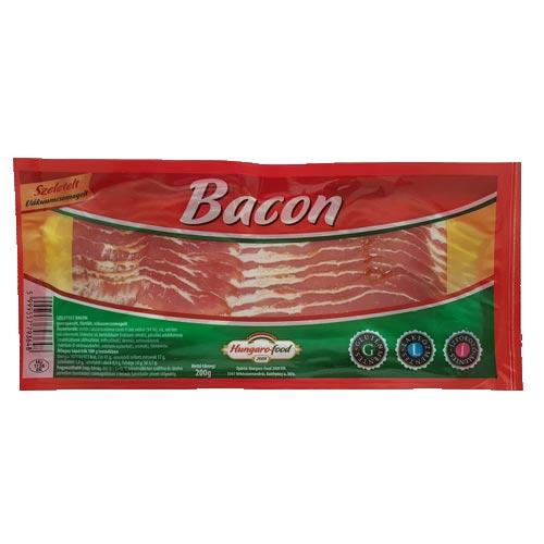 Hungaro-food Szeletelt bacon vcs (200g)