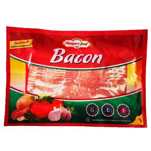 Hungaro-food Szeletelt bacon vcs (400g)